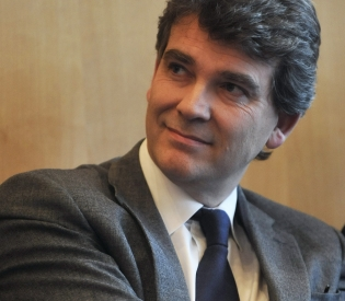 Interview exclusive d'Arnaud Montebourg