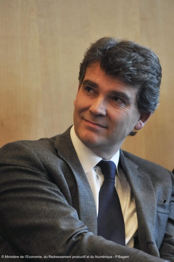 Phot Arnaud Montebourg