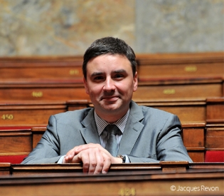 Interview exclusive de Laurent Grandguillaume, Député de la Côte d'Or